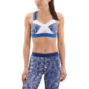 Skins DNAmic Women's Sports Bra - Kasbah