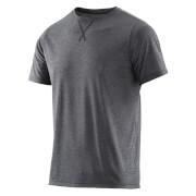 Skins Activewear Men's Fitness Avatar Short Sleeve Top - Black Marle