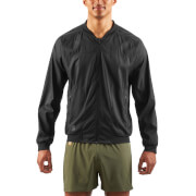Skins Activewear Men's Vayder Bomber Jacket - Black