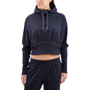 Skins Activewear Women's Spade Light Fleece Hoody - Harbour