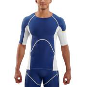 Skins DNAmic Ultimate Cooling Men's Top - White/Zephyr