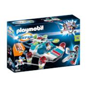 Playmobil FulguriX mit Agent Gene (9002)