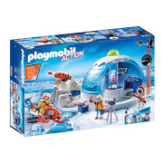 Playmobil Arctic Expedition Headquarters (9055)
