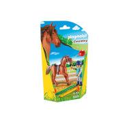 Playmobil : Écuyère avec cheval (9259)
