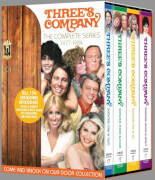 Three's Company: Complete Series