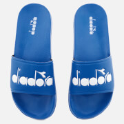 Diadora Men's Serifos '90s Slide Sandals - Royal