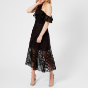 Three Floor Women's Futures Dress - Black