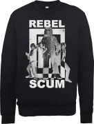 Sweat Homme Rebel Scum - Star Wars - Noir