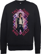 Star Wars Han Solo Tall Dark Sweatshirt - Black