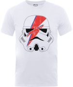 Star Wars Stormtrooper Glam T-Shirt - Weiß