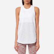 adidas by Stella McCartney Women's Yoga Mesh Tank Top - White
