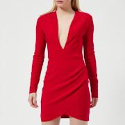 Bec & Bridge Women's Marvellous Plunge Dress - Red