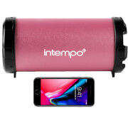 Enceinte Bluetooth Intempo - Grand - Rose