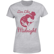 Disney Princess Midnight Frauen T-Shirt - Grau