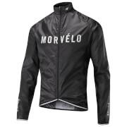 Morvelo Aegis Packable Windproof Jacket - Stealth