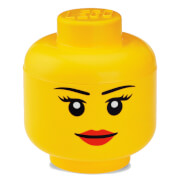 LEGO Iconic Girls Storage Head - Large