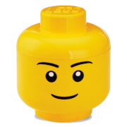 LEGO Iconic Boys Storage Head - Small