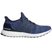 adidas Men's Ultra Boost Running Shoes - Carbon/Ink
