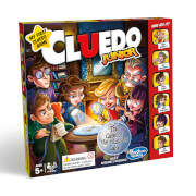 Hasbro Gaming Cluedo Junior