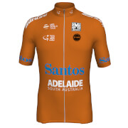Santini Tour Down Under Leaders Jersey 2018 - Orange