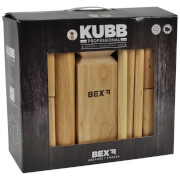 Gamesson Sport Kubb Pro Red King Game
