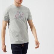Pretty Green Men's Spinnaker Logo T-Shirt - Grey