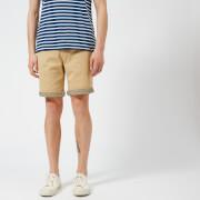 Pretty Green Men's Preston Shorts - Stone