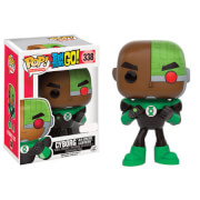 Teen Titans Go! Cyborg as Green Lantern EXC Funko Pop! Vinyl
