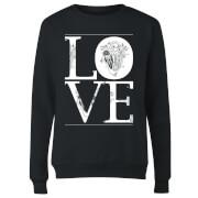 Anatomic Love Women's Sweatshirt - Black