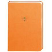 Sky + Miller Bee Notebook - Orange