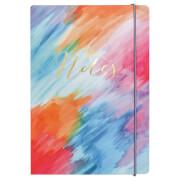 Portico Designs A5 Notebook - Colourwash