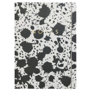 Portico Designs A4 Notebook - Splat