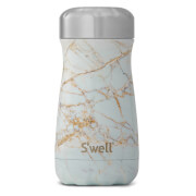 S'well The Calacatta Gold Traveller Bottle 350ml