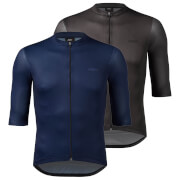 PBK Men's Crux Aero Jersey - Black