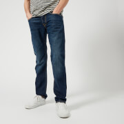 Edwin Men's ED-55 Regular Tapered Jeans - Mid Coal Wash