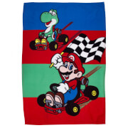 Mario Champs Polar Fleece Blanket