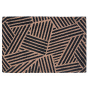 Edited Stripes Doormat