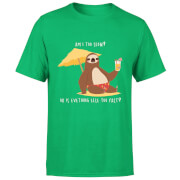 Am I Too Slow? T-Shirt - Kelly Green