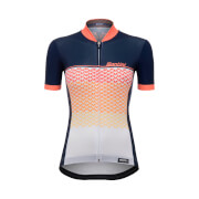 Santini Women's Volo Aero Light Jersey - Orange