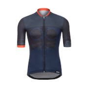 Santini Sleek 99 Aero Light Jersey - Blue