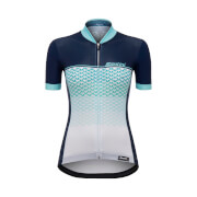 Santini Women's Volo Aero Light Jersey - Aqua