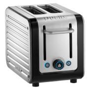 Dualit 26505 Architect 2 Slot Toaster - Brushed Steel/Black