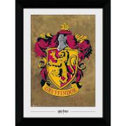 Harry Potter Gryffindor Collector's 50 x 70cm Framed Photograph