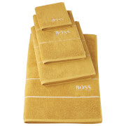 Hugo BOSS Plain Towels - Topaz
