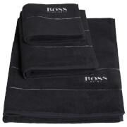 Hugo BOSS Plain Towels - Graphite