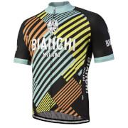 Bianchi Soara Short Sleeve Jersey - Multi