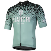 Bianchi Conca Short Sleeve Jersey - Celeste