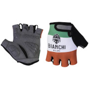 Bianchi Alvia Mitts - Green/White/Red