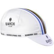 Bianchi Neon Cap - White