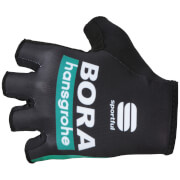 Sportful Bora Hansgrohe Race Team Gloves - Black/Green